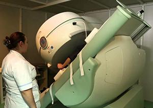 МРТ поясничного отдела с вертикализацией