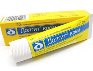Крем долгит - взаимодействие с другими препаратами