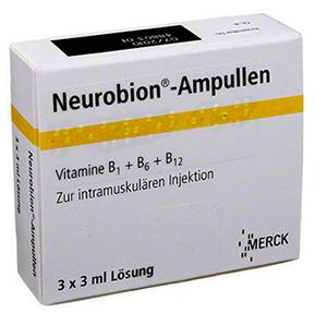 Передозировка нейробионом