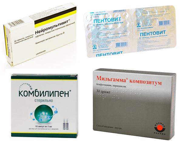 Какие витамины лучше Нейромультивита