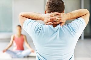 Какие виды упражнений надо делать при шейном остеохондрозе