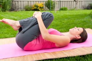 Комплекс упражнений при поясничном остеохондрозе