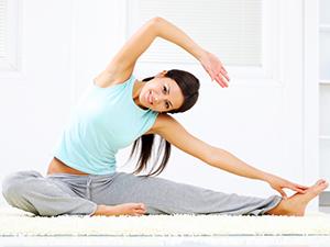 Упражнения при грудном сколиозе