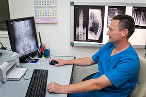 Как проходит обследование рентгеном поясничного отдела