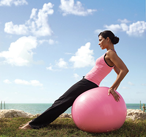 ЛФК при остеохондрозе тазобедренного сустава