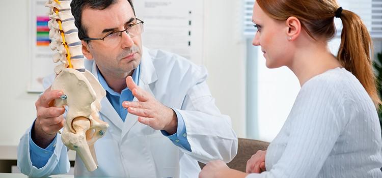 Распространенный остеохондроз позвоночника