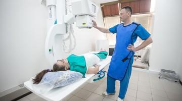 Рентгенография пояснично-крестцового отдела позвоночника