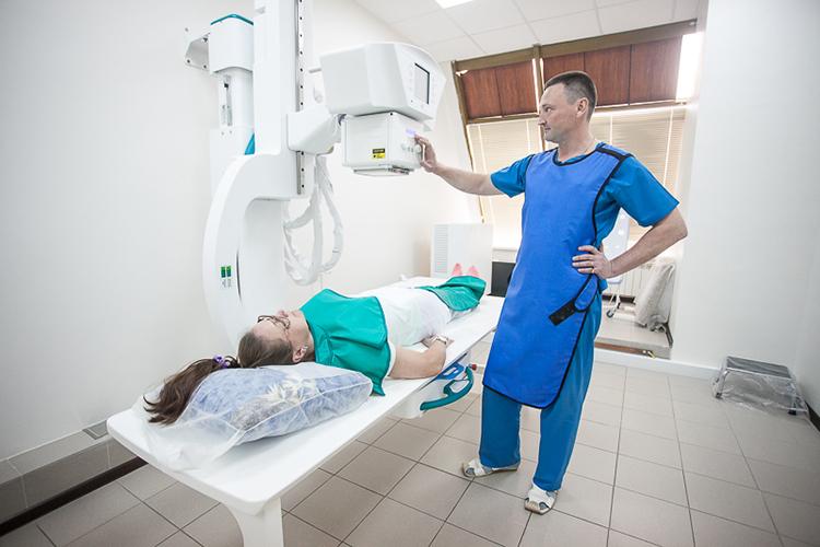 Рентген поясничного отдела позвоночника показания и как проводится