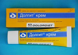 Инструкция по применению крема долгит