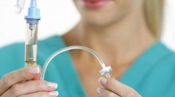 Капельницы при остеохондрозе позвоночника