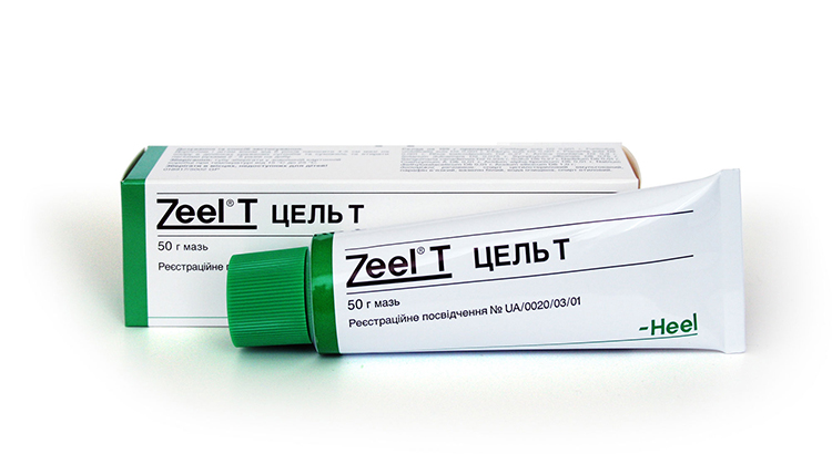 Гомеопатическое средство Цель
