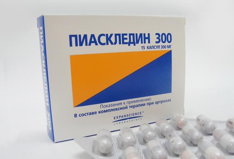 Пиаскледин 300 растительное средство от боли и воспаления в суставах