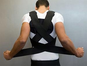 Как одевать и носить корсет при остеохондрозе