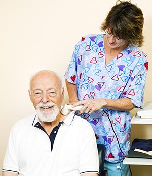 Физиотерапия при остеохондрозе шейного и поясничного отделов позвоночника, приборы и оборудование