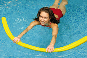 Лечебное плавание при остеохондрозе шейного и поясничного отдела позвоночника