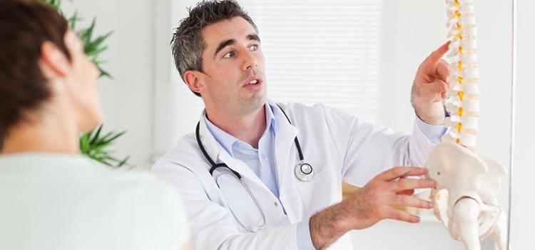 Лечение грыжи позвоночника без операции