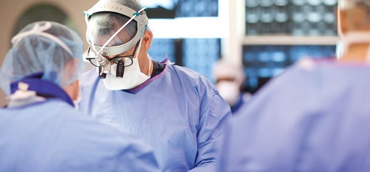 Операци на межпозвоночную грыжу