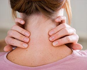 Симптомы протрузии шейного отдела позвоночника