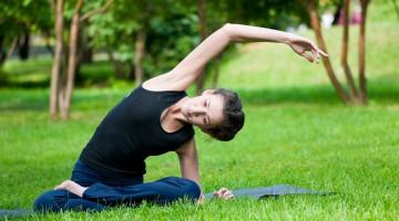 Упражнения при протрузии