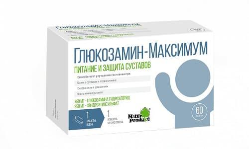 Врач принимает решение о необходимости приема комплекса, в который входит Глюкозамин, при повышении изнашиваемости суставной ткани