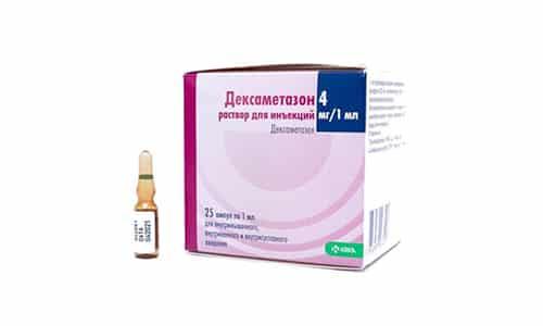 Дексаметазон может спровоцировать чесночный аромат изо рта, дерматит, отечность тканей, в тяжелых случаях - аллергическую реакцию