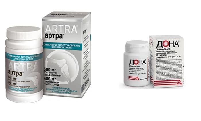 Дона лекарство для восстановления хрящевой ткани сустава